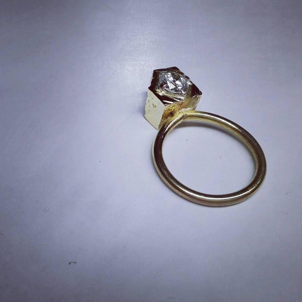 anello bianco